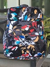 VERA BRADLEY SMALL BACKPACK SCHOOL BOOK BAG TRAVEL TOTE $98 in SPLASH FLORAL