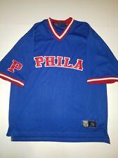 Phila Jersey Shirt-Men Sz Large