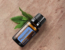 doTERRA Peppermint 15ml Therapeutic Grade Pure Essential Oil Aromatherapy