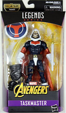 MARVEL LEGENDS AVENGERS INFINITY WAR TASKMASTER ACTION FIGURE BAF THANOS