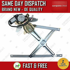 SUZUKI JIMNY 1998>ON FRONT LEFT SIDE ELECTRIC WINDOW REGULATOR WITH 2 PIN MOTOR