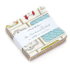 The Treehouse Club by Sweetwater Mini Charm Pack - Candy - Moda Fabrics