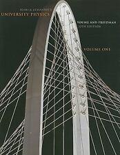 University Physics Volume 1 (Chs. 1-20) (13th Edition)