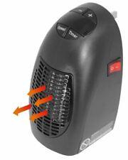 Plug-in Electric Heater 400w Portable Household Mini Fan Handy Air Blower