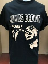 JAMES BROWN T SHIRT FUNK SOUL MOTOWN STAX MUSIC T SHIRT