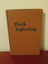Leopard Story Black Lightning by Denis Clark 1954 Vintage Children's Book Cat St