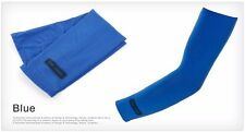 UV Protection Cooling Tennis Sports Arm Sleeves Sun Block Stretch Outdoor Covers