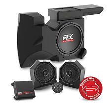 MTX Polaris RZR Bluetooth Enabled Two Speaker, Dual Amplifier, SUBWOOFER RZRBT2