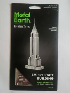 Metal Earth Empire State Building ICONX