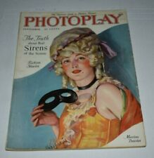 Photoplay sept 1926  vintage Movie Magazine Marion Davies  cover