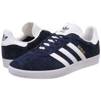 Adidas Uomo Adidas Scarpe Sneakers Gazelle Ragazzi Blu BB5478-BLU 34177-55829 Pr