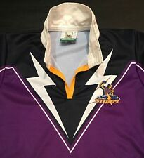 Melbourne Storm NRL Jersey Youth Size 10 Rugby League