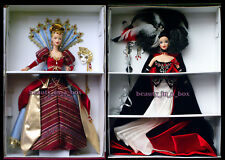 Venetian Opulence Barbie Doll Illusion Masquerade Gala Renaissance Lot 2 G