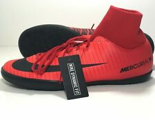 Nike MercurialX Victory 6 DF IC Indoor Soccer Shoes Men's Size 10.5 | 903613-616
