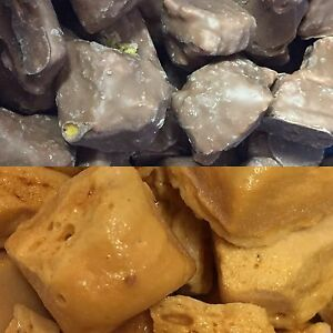 CHOCOLATE COATED HONEYCOMB / CINDER TOFFEE * RETRO SWEETS * CANDY * PARTIES *