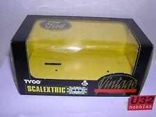 SCALEXTRIC TYCO 8394 FORD GT40 VINTAGE SCHACHTEL LEERE AUSGEZEICHNET ZUSTAND