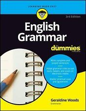 ENGLISH GRAMMAR FOR DUMMIES NEW BOOK