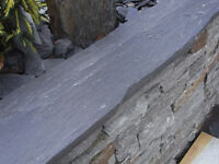 Abdeckung für Mauer Nr.363 Form B 18 cm x 50 cm//glatt