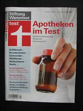Stiftung Warentest 07/2008 - Apotheken im Test
