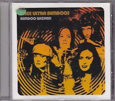 THE ULTRA BIMBOOS - bimboo wizard CD