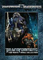 Transformers 1 & 2 Revenge of the Fallen Two-Movie Mega Collection DVD