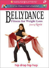 Bellydance Fitness for Weight Loss - Hip Drop Hip Hop with Rania (DVD)