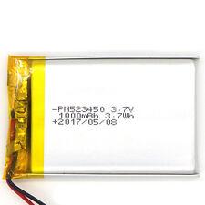 NEW PN523450 3.7V 1000mAh Rechargeable Li-ion Battery For Avigraph Lamp