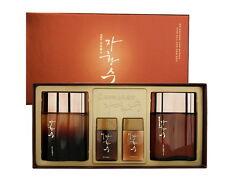 Korean Cosmetics_Jahwangsoo Premium Herbal Men's Skin Care 2pc Set