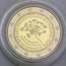 Pièce 2 euros 2010 Slovénie sous capsule