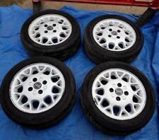 "Volvo S40 15"" Alloy Wheels PCD 4x114.3mm 6.5Jx15 ET44 195/55R15 30613842"