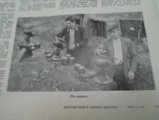 Shooting Times And Country Magazine 17th June 1965 + Illustrated + Nostalgic