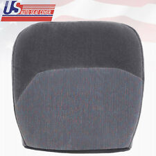 1994 95 1996 1997 Ford F150 F250 XLT Driver Bottom Cloth Seat Cover Opal Gray R6