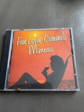 Fun Lovin' Criminals - Mimosa (1999 CD Album)