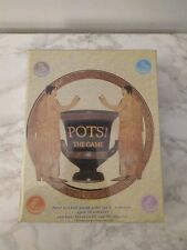 Pots! The Game - Set In ancient Athens - New & Sealed ***Quite Rare***