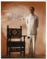 Hand Signed 8x10 photo JOSEPH WISEMAN as DR NO in JAMES BOND + RR Auction COA