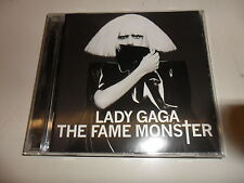 Cd    Lady Gaga  ‎– The Fame Monster