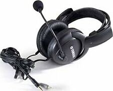 Yamaha*CM500*Broadcast Style Headset Headphone with Built In Microphone Boom NEW
