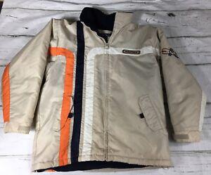 NAUTICA Winter Ski Coat Jacket  Retro Vintage - Youth L 16-18