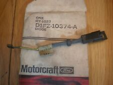 NOS 1971 - 1973 FORD MUSTANG ALTERNATOR DIODE ASY