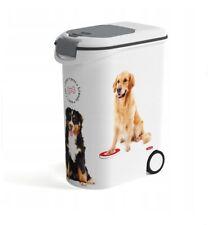Curver Futtercontainer Hund mit Motiven 54 Liter