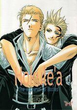 Final Fantasy 8 Viii Ff8 Ffviii Doujinshi Comic Seifer x Zell Hokule'a Crushers