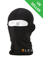 Genuine ELKO® Black Balaclava Mask Under Helmet Winter Warm Army Style
