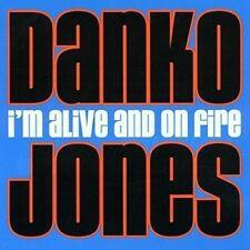 Danko Jones-I 'M ALIVE AND ON FIRE (VINYL) VINYL LP NEUF