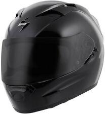 Scorpion EXO-T1200 Full-Face Motorcycle Helmet (Black) Choose Size