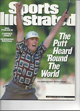 Sports Illustrated October 4 1999 Justin Leonard Ryder Cup