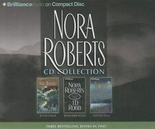 Nora Roberts CD Collection 4: River's End, Remember When, and Angels Fall by Nora Roberts, J D Robb (CD-Audio, 2015)