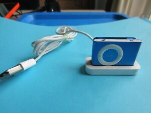 Genuine Official Apple iPod Shuffle 2nd Generation Dock / Charger - Tested