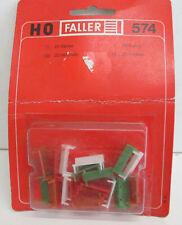 FALLER ref. 574  - blister de 20 BANCS echelle HO