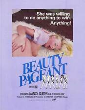 BEAUTY PAGEANT Movie POSTER 27x40 Nancy Suiter Aubrey Nichols