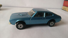 Error Matchbox Ford Capri II 1976 Made in Bulgaria Without number plates and emb